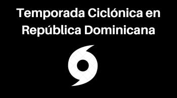 Temporada Ciclónica en República Dominicana