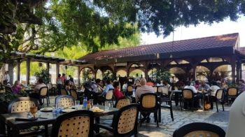 Villar Hermanos Garden Café