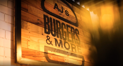 AJ's Burgers and More
